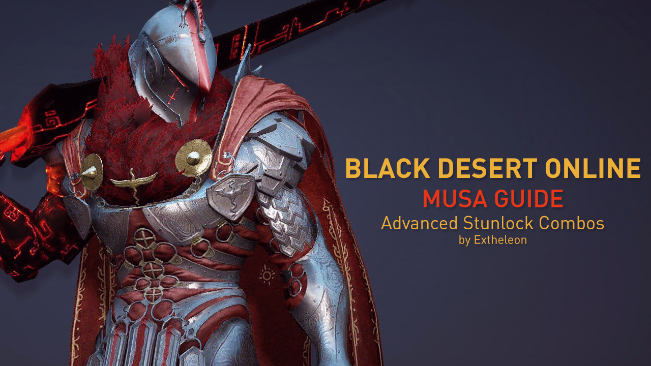 Black desert online musa awakening skills guide