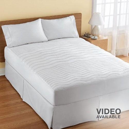 Sunbeam therapeutic heated mattress pad manual