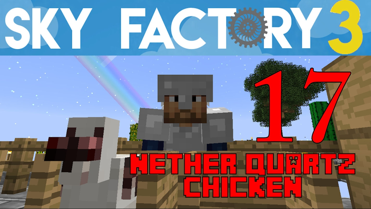 Sky factory 3 how to find nether fortress
