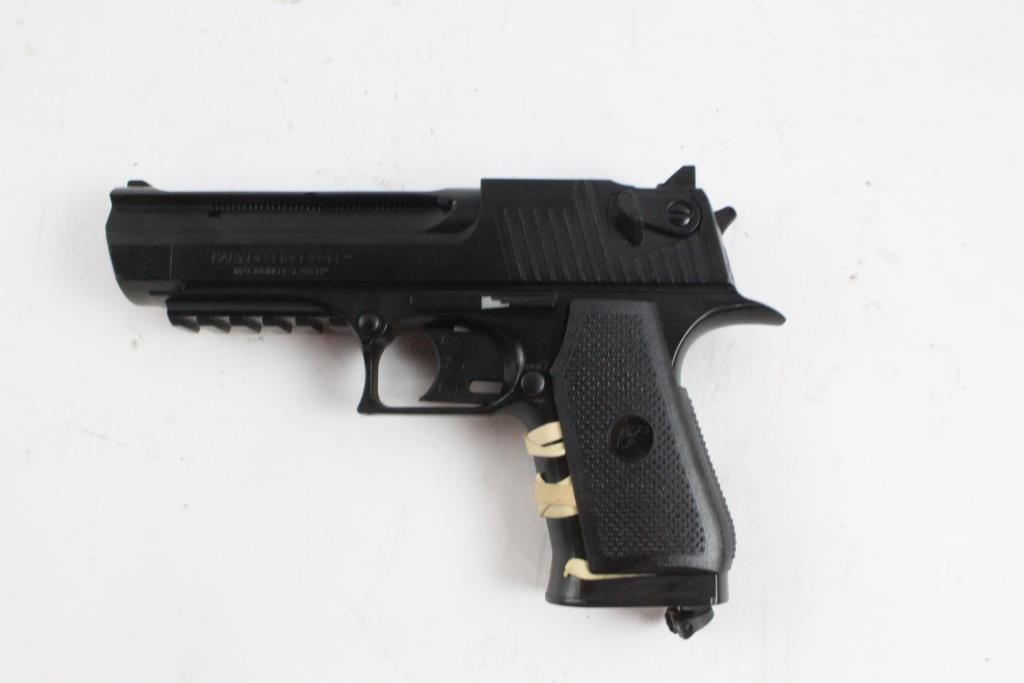 Baby desert eagle bb gun manual
