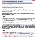 Texas commercial lease agreement pdf