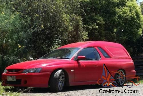 holden vy ss manual for sale