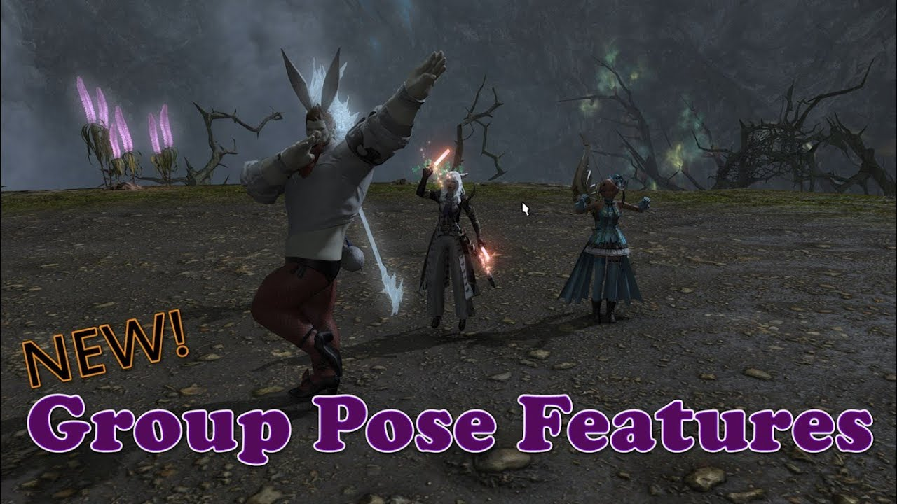 Ffxiv how to get out of gpose