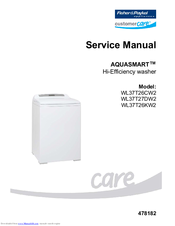 fisher and paykel e521t service manual