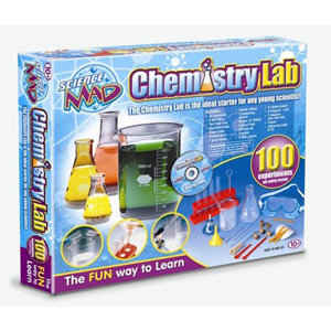 Science mad chemistry lab manual