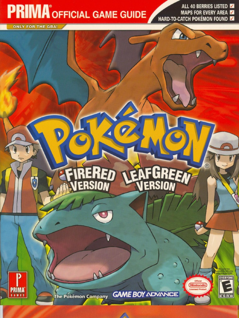 Pokemon omega ruby prima pdf