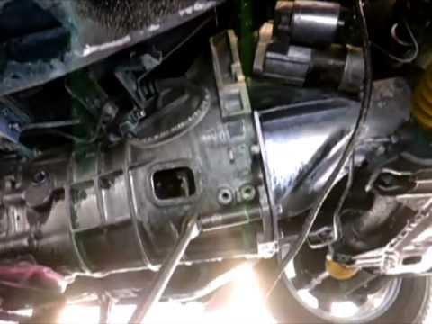 nissan 240sx manual transmission with 1uzfe