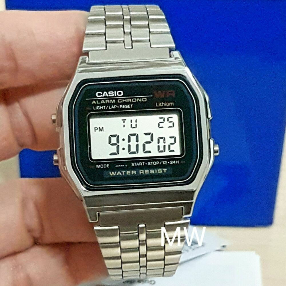 Casio f 91w instructions