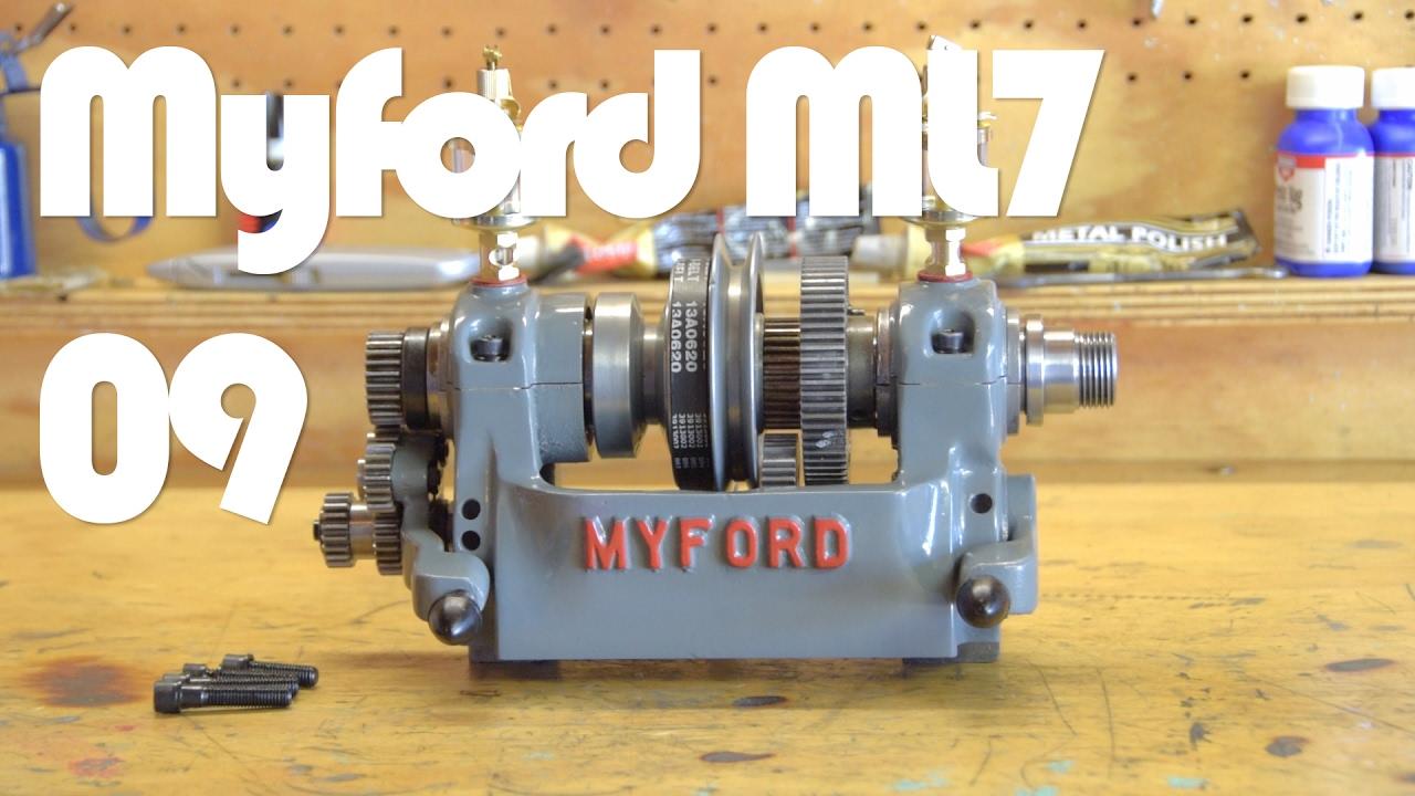 Myford ml7 lathe manual pdf
