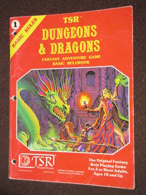 Dungeons and dragons basic rules pdf