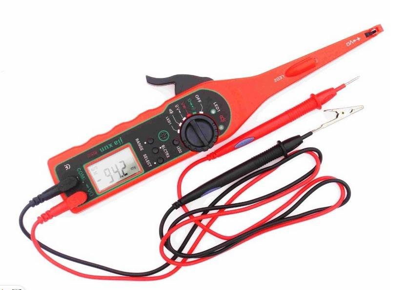 Capricorn electronics christmas light tester manual