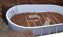 lomart oval pool installation instructions