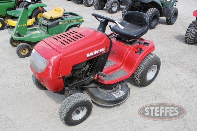 Lawn chief 440 mower manual