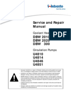 Webasto thermo top c service manual