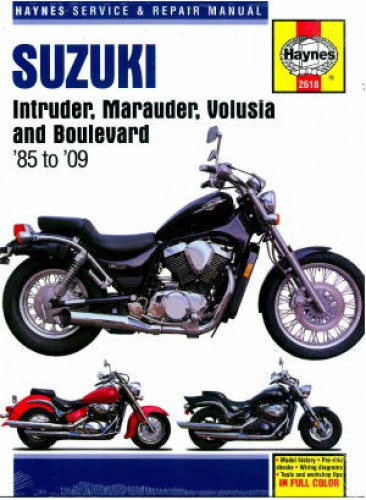 2009 suzuki boulevard m50 owners manual