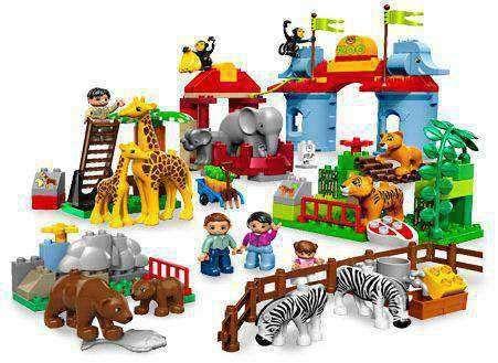 duplo zoo instructions 5635
