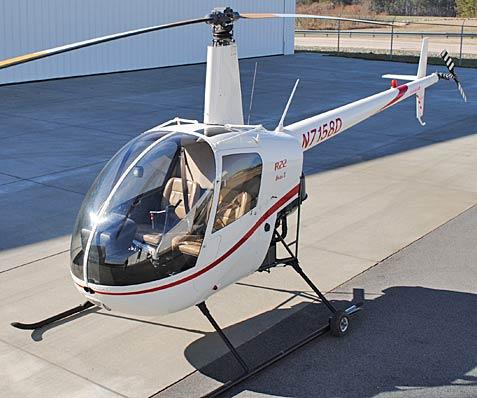 Manual helicoptero robinson 22 sales