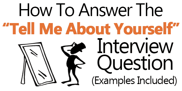 Tell me about yourself interview question answer pdf