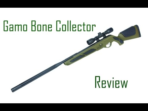 gamo bone collector bull whisper manual