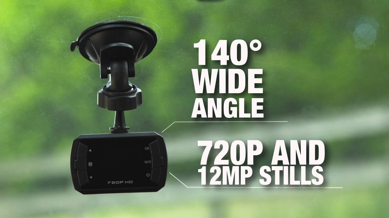 gator dash cam 720p manual