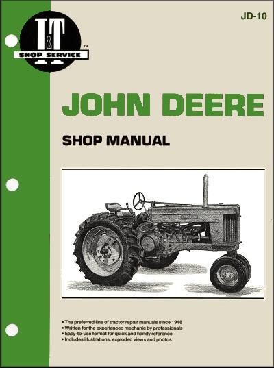 John deere la165 owners manual