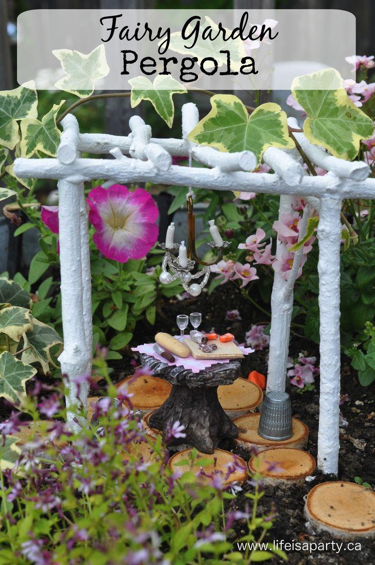 my fairy garden instructions