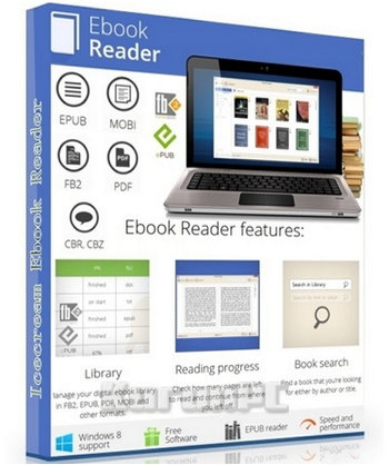 Portable ebook reader free download