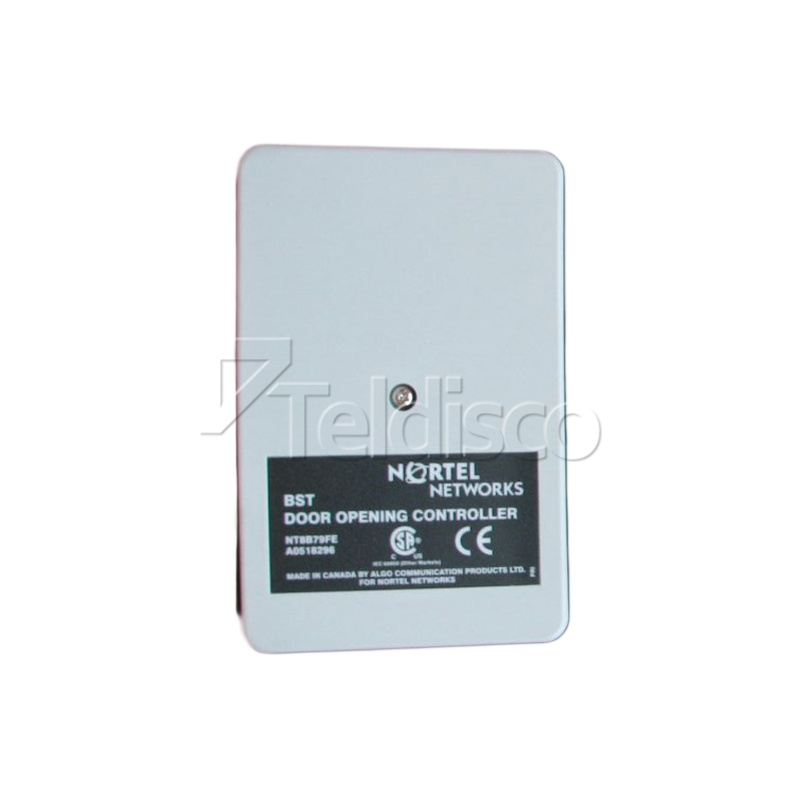 nortel door opening controller manual