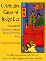The celebrated cases of judge dee pdf