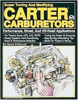 edelbrock carb rebuild instructions