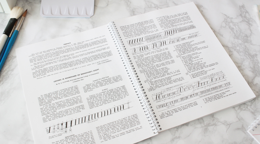 Rachel yallop a simple copperplate manual