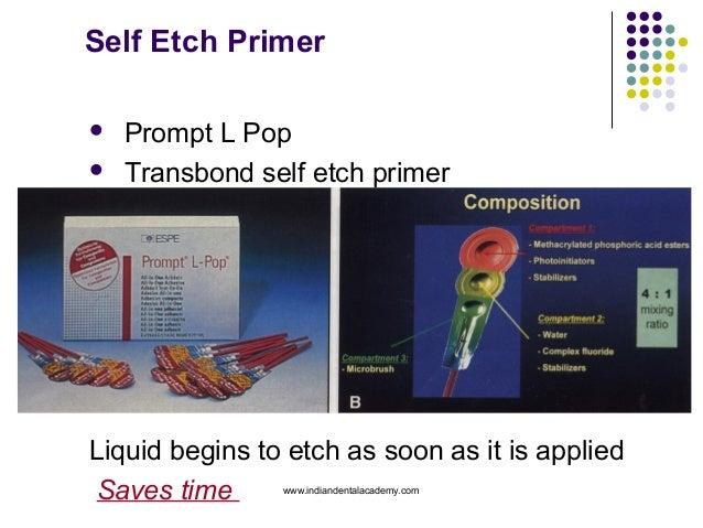 transbond plus self etching primer instructions