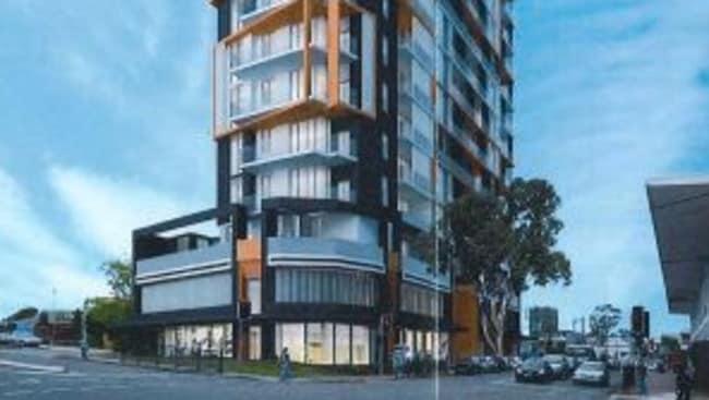 Blacktown council new development applications
