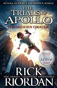 Rick riordan the hidden oracle pdf