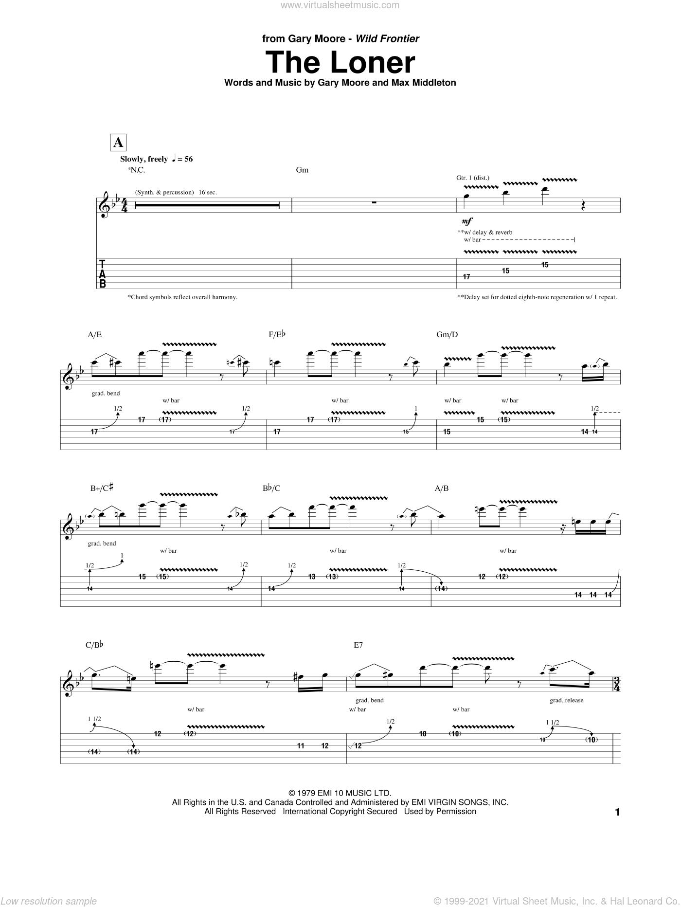 Gary moore tab book pdf