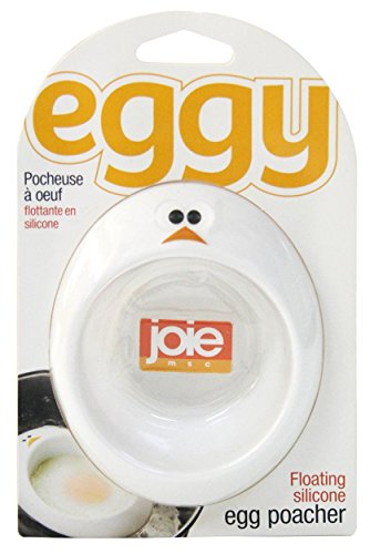joie silicone egg poacher instructions
