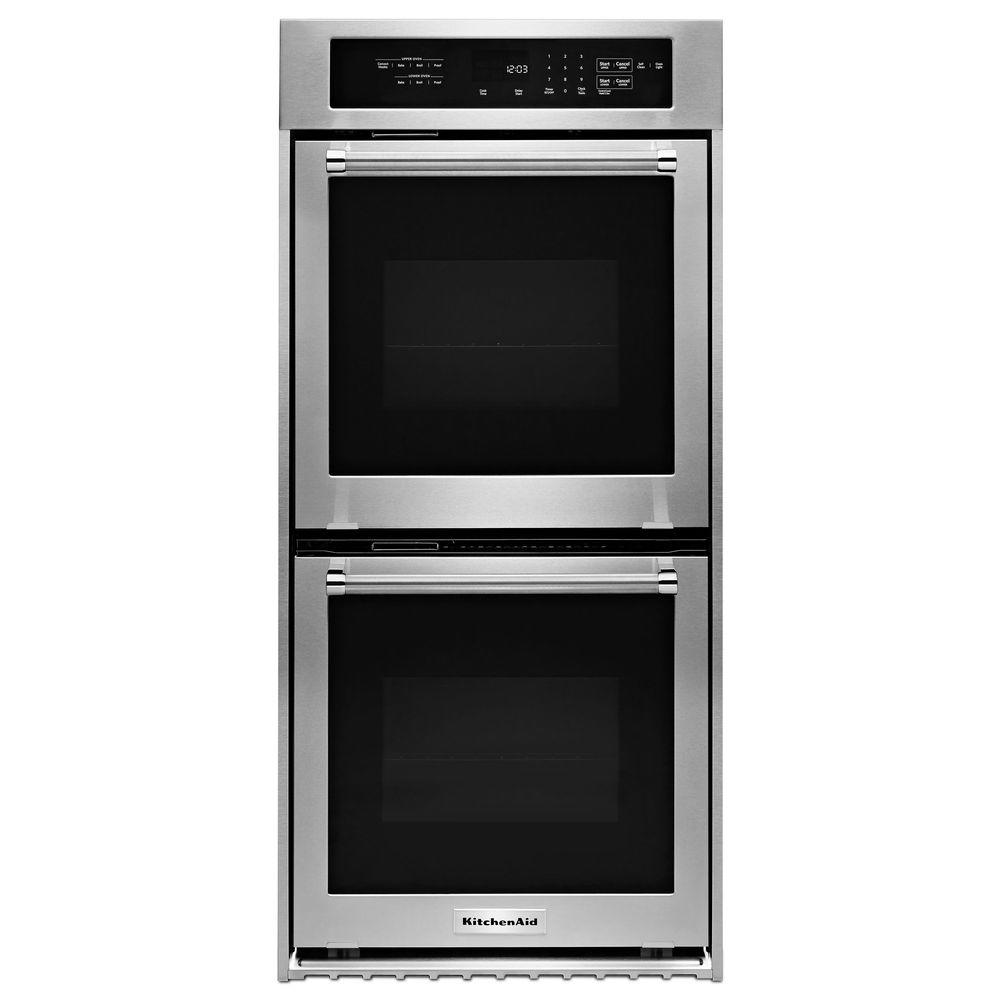 kitchenaid wall oven installation instructions