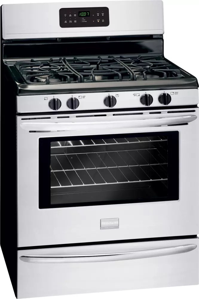 Frigidaire gallery professional series stove manual