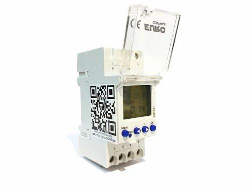 euro din type digital timer manual