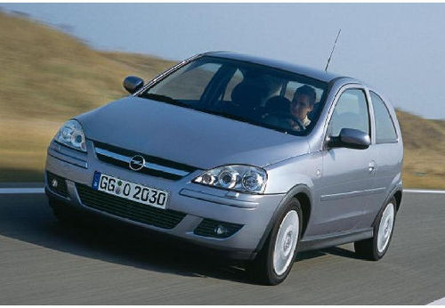 opel corsa manual free download