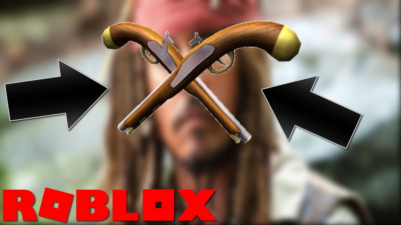 Roblox how to get pistola pack