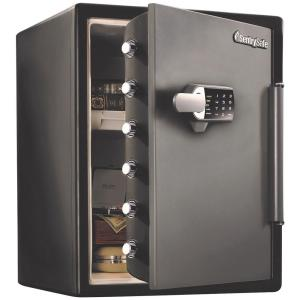 sentry safe electronic fire safe manual