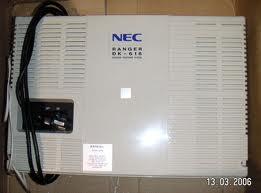 Nec dtu 16d 2 user manual