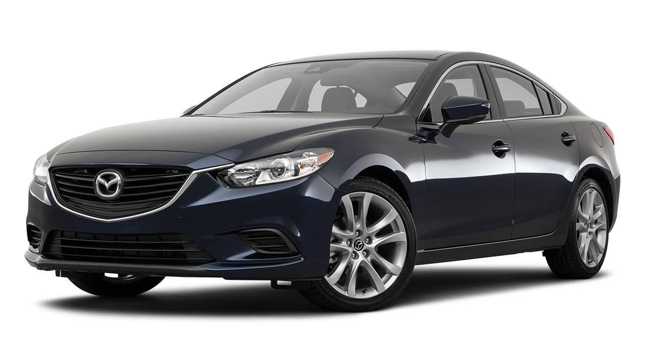 Mazda 6 2017 user manual