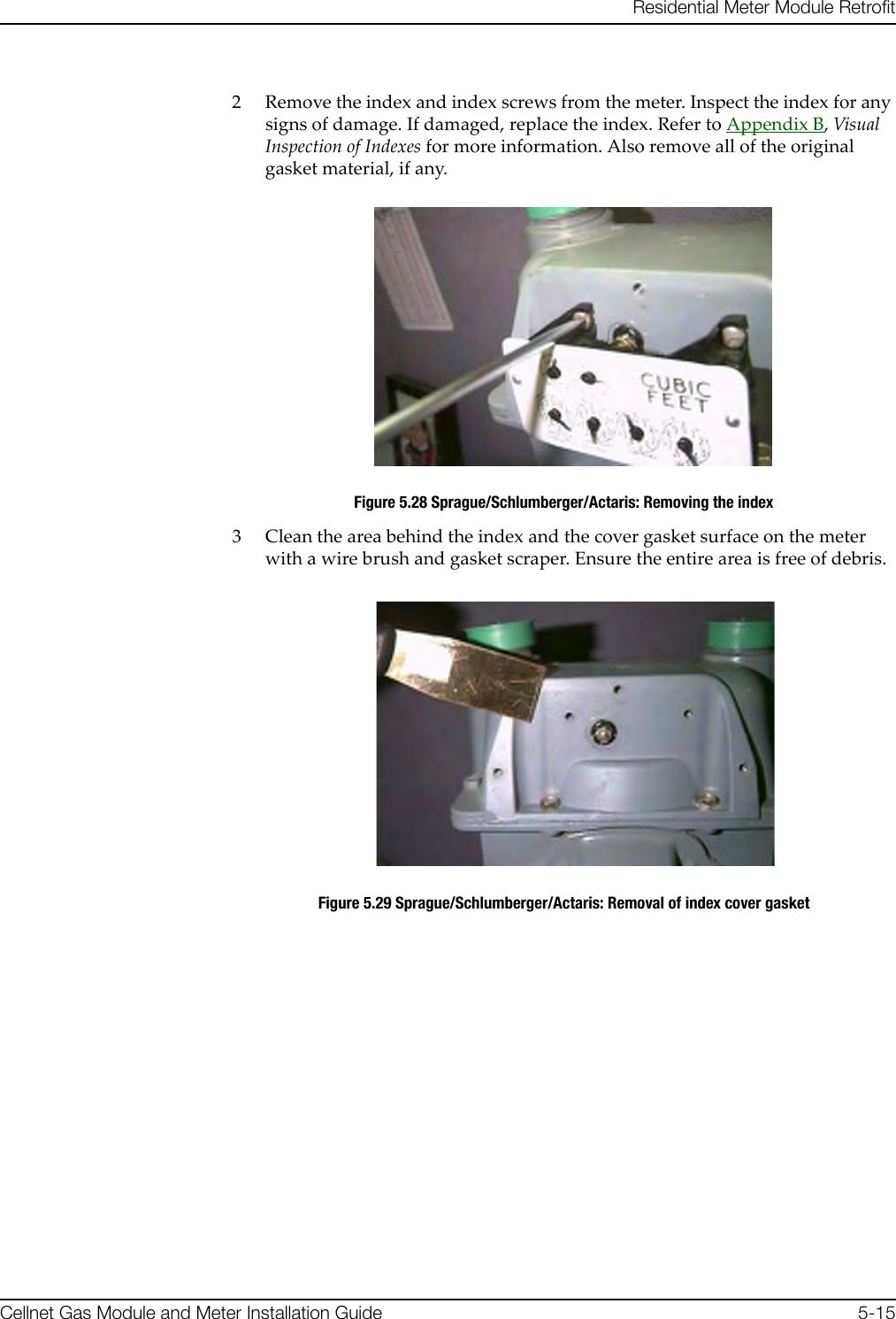 Landis gyr gas meter user guide