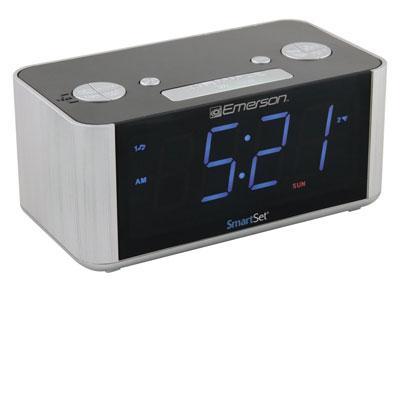 emerson smart set clock manual