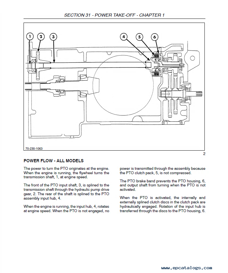 new holland 8670 service manual