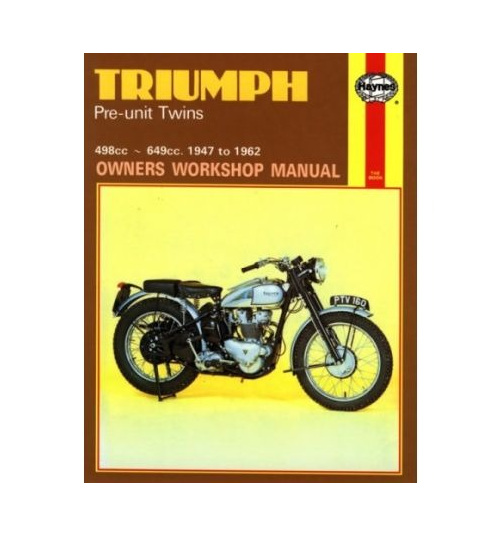 Triumph pre unit parts manual pdf