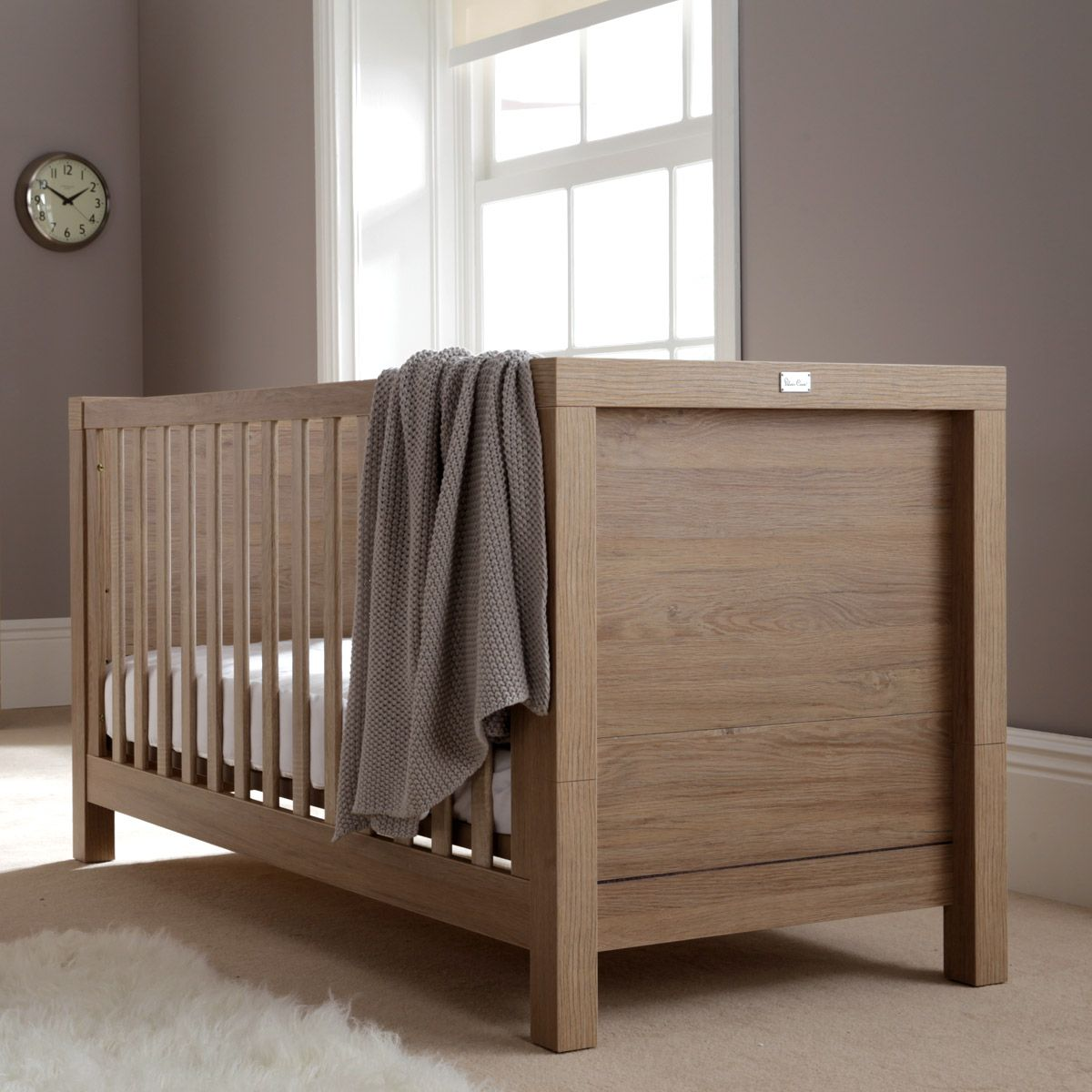 silver cross cot bed instructions