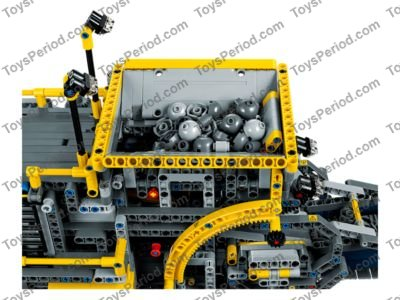 lego technic instructions 42055